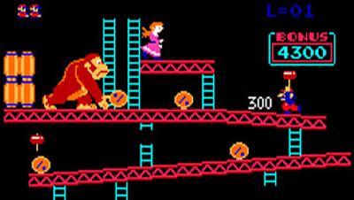 What makes Donkey Kong so fun?